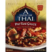 A Taste of Thai Pad Thai Sauce