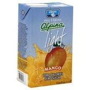 Alpina Fruit Drink, Light, Mango