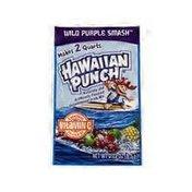 Hawaiian Punch Wild Purple Smash Unsweetened Packet