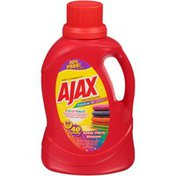 Ajax Concentrated Rainbow 3D ColorVault Sweet Cherry Blossom Laundry Detergent