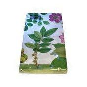 Caspari Coromandel Garden Ivory Paper Guest Towels