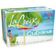 LaCroix Sparkling Water, Cubana, Nicola Mojito