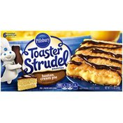Pillsbury Toaster Strudel Boston Cream Pie Toaster Pastries