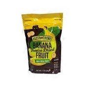 Fresh Thyme Freeze Dried Banana Fruit