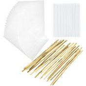 Wilton Lollipop Wrapping Kit, 18-Count