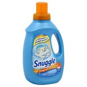 Snuggle Fabric Softener, HE, Concentrated, Orange Rush