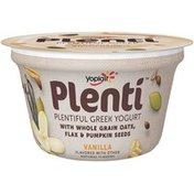 Yoplait Plenti Greek Vanilla Low Fat Yogurt