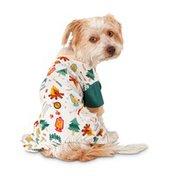 Bond & Company Extra Small Camp Printed Pet Pajamas