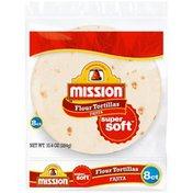 Mission Super Soft Fajita Flour Tortillas