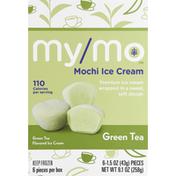 My Mo Ice Cream, Mochi, Green Tea