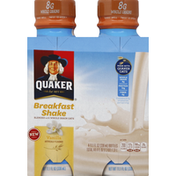 Quaker Breakfast Shake, Vanilla