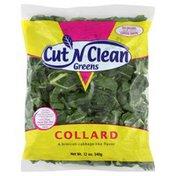 Cut Clean Greens Collard