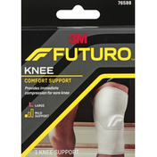 3M Knee Support, Comfort Support, Large