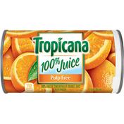 Tropicana 100% Pure Frozen Concentrated Pulp Free Orange Juice