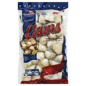 Great American Seafood Clams, Whole Cooked White