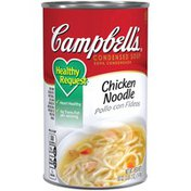 Campbell's Healthy Request Chicken Noodle Condensed Soup