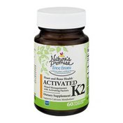 Nature's Promise Activated K2 - 60 CT