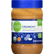 Simple Truth Organic Peanut Butter, Crunchy