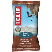 CLIF BAR Sweet & Salty Chocolate Chunk with Sea Salt Energy Bar