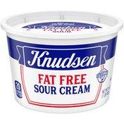 KNUDSEN Fat Free Sour Cream