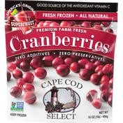 Cape Cod Select Cranberries
