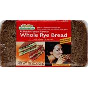 Mestemacher Bread, Whole Rye
