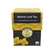 Buddha Teas Mullein Leaf Tea Bags