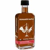 Runamok Festivus Spice Infused Organic Maple Syrup