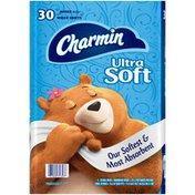 Charmin Ultra Soft Toilet Paper 30 Rolls Charmin Ultra Soft Toilet Paper 30 Rolls