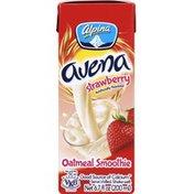 Alpina Oatmeal Smoothie, Oatmeal Strawberry