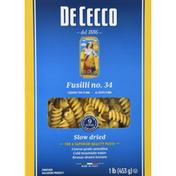 De Cecco Fusilli No. 34