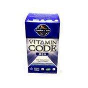 Garden of Life Vitamin Code Men's Multi 240 Vegetarian Capsules