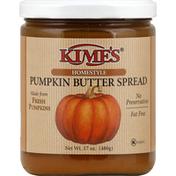 Kime's Pumpkin Butter Spread