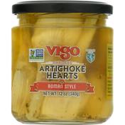 Vigo Artichoke Hearts, Roman Style, Marinated