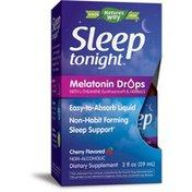 Nature's Way Sleep Tonight™ Melatonin Drops