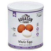 Augason Farms Whole Eggs, Dried Egg Product