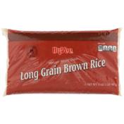 Hy-Vee Natural Whole Grain Long Grain Brown Rice
