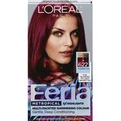 Feria Haircolour, Permanent, Fuchsia-Cha 22