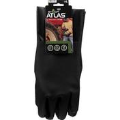 Showa Atlas Gloves, Oil Resistant, Large