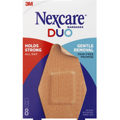 Nexcare Bandages, Duo