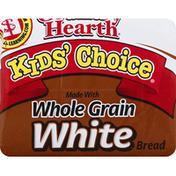 Country Hearth Bread, White, Whole Grain