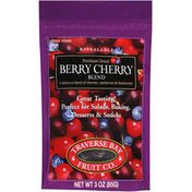 Traverse Bay Fruit Co. Cherries/Cranberries/Blueberries Dried Berry Cherry Blend