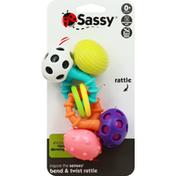 Sassy Bend & Twist Rattle