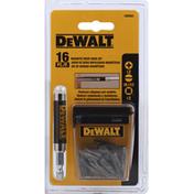 Dewalt Drive Guide Set, Magnetic
