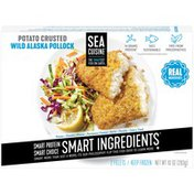 Sea Cuisine Potato Crusted Wild Alaska Pollock Fillets
