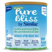 Pure Bliss by Similac Infant Formula with Iron