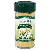 Frontier Mustard Seed, Ground