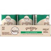 NUTRO Puppy Tender Lamb Recipe Dog Food