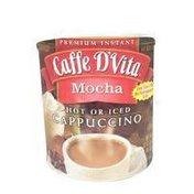 Caffe D'Vita Mocha Cappuccino Mix