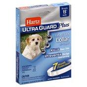 Hartz Flea & Tick Collar, for Puppies, White, Fresh Scent